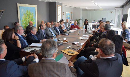 Σύσκεψη Κουντουρά – φορέων του B. και Ν. Αιγαίου για τον συντονισμό των δράσεων τουριστικής προώθησης και προβολής