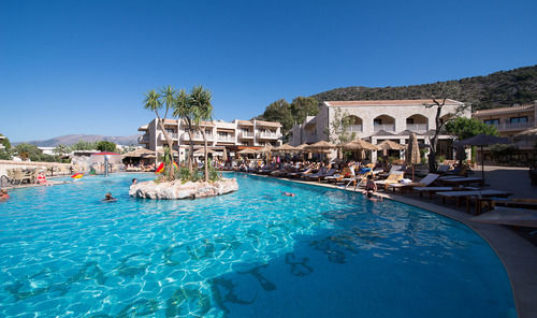 Χρυσή Βράβευση για τα Cactus Hotels..!!!