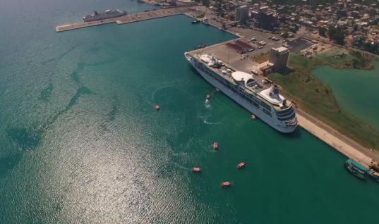 Σημαντική αύξηση της κρουαζιέρας στο λιμάνι της Σούδας