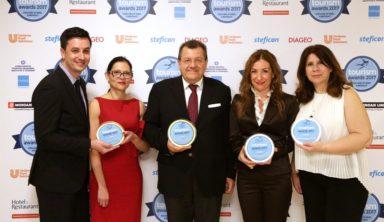 2 Χρυσές και 2 Ασημένιες διακρίσεις για τις Μινωικές Γραμμές στα Tourism Awards 2017
