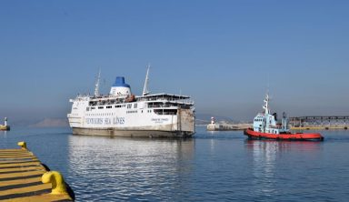 """Όταν πεθαίνουν τα καράβια – Tο τελευταίο ταξίδι του """"Παναγία Τήνου"""" (φωτο)"""