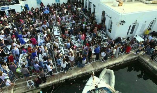 Πάρος: Εκστρατεία του δήμου για την προβολή των πασχαλινών εθίμων