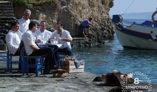 Χρυσή διάκριση για το Sympossio Greek Gourmet Touring στα Tourism Awards 2017