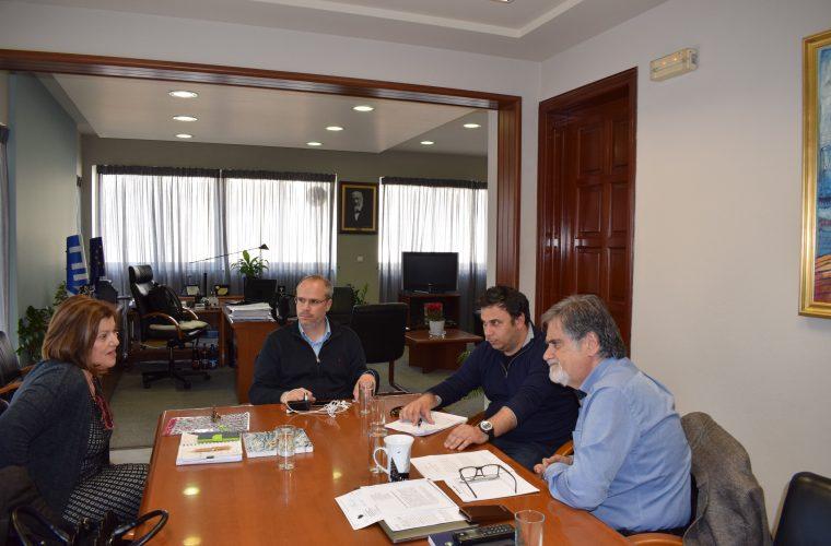 Συνάντηση για την ένταξη της Σπιναλόγκας στα Μνημεία Παγκόσμιας Κληρονομιάς της UNESCO