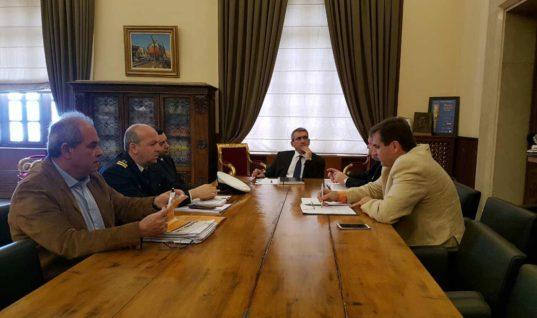 Σύσκεψη για την διαδικασία χορήγησης visa, συγκάλεσε ο Περιφερειάρχης Νοτίου Αιγαίου