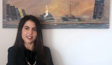Μια Ροδίτισσα δικηγόρος στο Διεθνές Συνέδριο Νομικής και Ιατρικής Επιστήμης στη Θεσσαλονίκη