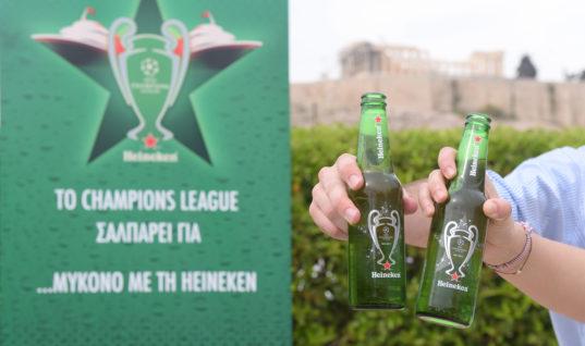 Ο τελικός του UEFA Champions League σαλπάρει για …Μύκονο