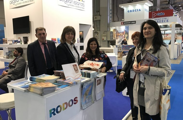 Διαχρονική η αγάπη των Ιταλών τουριστών για τη Ρόδο