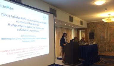 Στην Εκπροσώπηση της Ελλάδας στη Μεσόγειο η Περιφέρεια Κρήτης, για την «Γαλάζια Οικονομία»