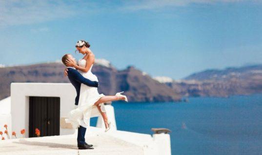Ενισχύεται ο γαμήλιος τουρισμός στην Ελλάδα