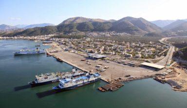 Στα €49 εκατ. η τρίτη φάση των έργων στο λιμάνι της Ηγουμενίτσας