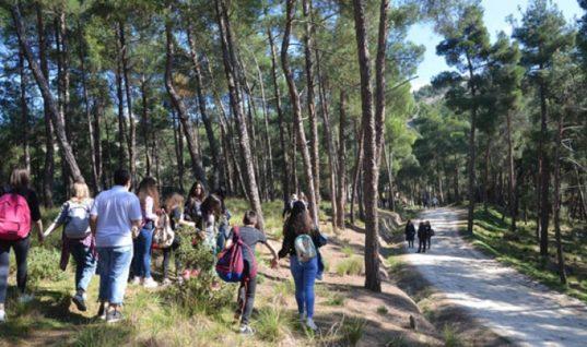 Ανθεί ο μαθητικός τουρισμός στην Ελασσόνα