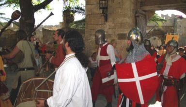 """Το """"Μεσαιωνικό Ρόδο"""" ταξιδεύει στη Μάλτα"""