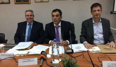 Ο Γ.Γ. Τουριστικής Πολιτικής και Ανάπτυξης Γ.Τζιάλλας στη 41η Γενική Συνέλευση του ΕΟΑΕΝ