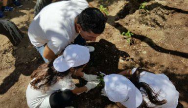 """Από την Κω ξεκίνησε  η δράση """"Aegean Gardener"""""""