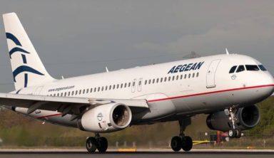 Ποιες πτήσεις της Aegean και της Olympic Air ακυρώνονται λόγω της απεργίας