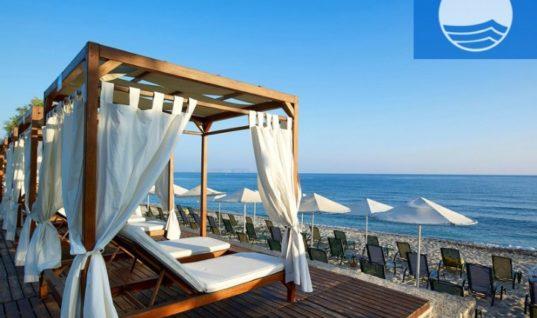 20 χρόνια Γαλάζια Σημαία για τον Όμιλο Aldemar Resorts