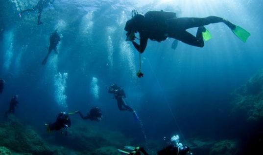 """""""Χρυσάφι"""" ο καταδυτικός τουρισμός και στην Ελλάδα…το συζητάμε!"""