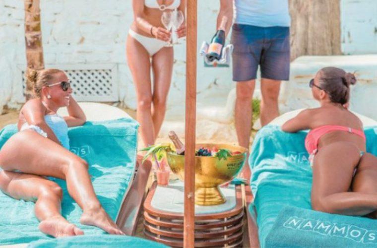 Καλύτερο beach bar του κόσμου αναδείχτηκε το Nammos