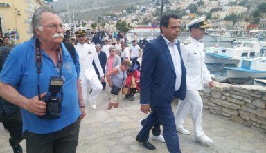 Ν. Σαντορινιός από την Σύμη: Στήριξη των μονάδων αφαλάτωσης του νησιού με χρηματοδότηση από το ΥΝΑΝΠ