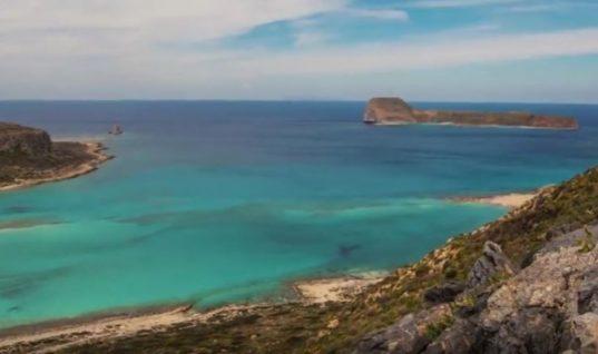 Ζευγάρι Πολωνών προβάλει την ομορφιά της Κρήτης με τον ομορφότερο τρόπο