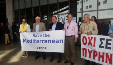 """Ο Δήμος Ρόδου υποδέχεται στον Πειραιά το """"Πλοίο της ειρήνης"""""""