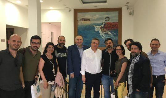Τουριστική προβολή της Κρήτης στην Τουρκία