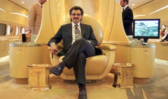 Ξανά για διακοπές στην Ελούντα ο Σαουδάραβας κροίσος Αλ Ουαλίντ μπιν Ταλάλ