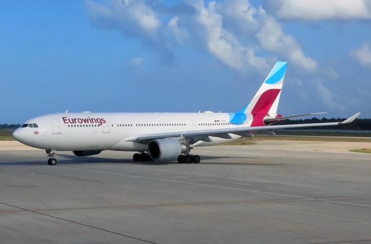 Η Eurowings ενισχύει το πρόγραμμά της με νέους προορισμούς και πτήσεις προς Καλαμάτα