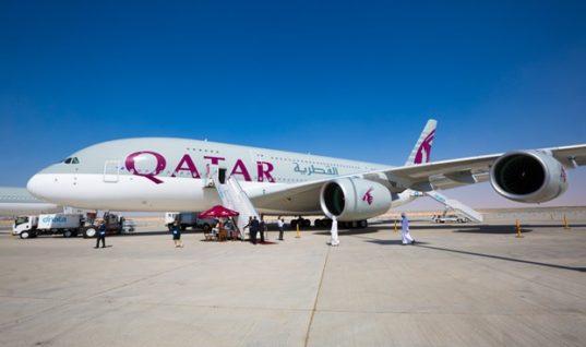 Qatar Aiways: Ενισχυμένη η παρουσία της στην Ελλάδα