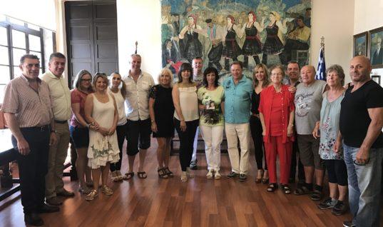 Ελβετίδα έχει επισκεφθεί τη Ρόδο … 220 φορές!
