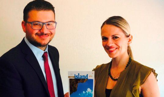 Island: Το πρώτο περιοδικό που απευθύνεται στους ξένους επισκέπτες της Κρήτης