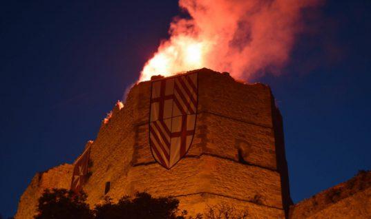 Μεσαιωνική γιορτή στο Κάστρο της Κρητηνίας στη Ρόδο με πλούσιες εκδηλώσεις