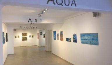 Τέχνη και φιλοξενία συμπορεύονται στην Aqua Gallery της Aqua Vista Hotels