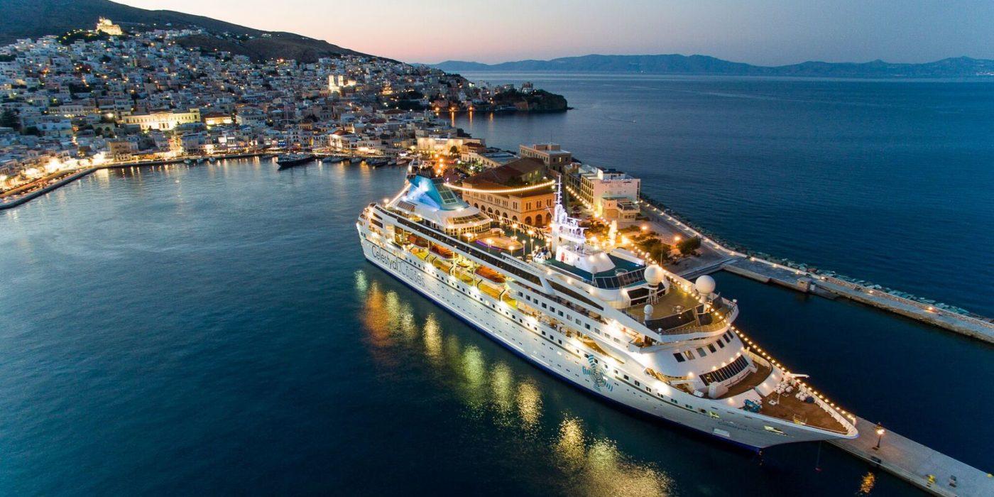 Σε ρυθμούς ελληνικών και διεθνών μουσικών επιτυχιών η Celestyal Cruises με Βο και Ειρήνη Παπαδοπούλου