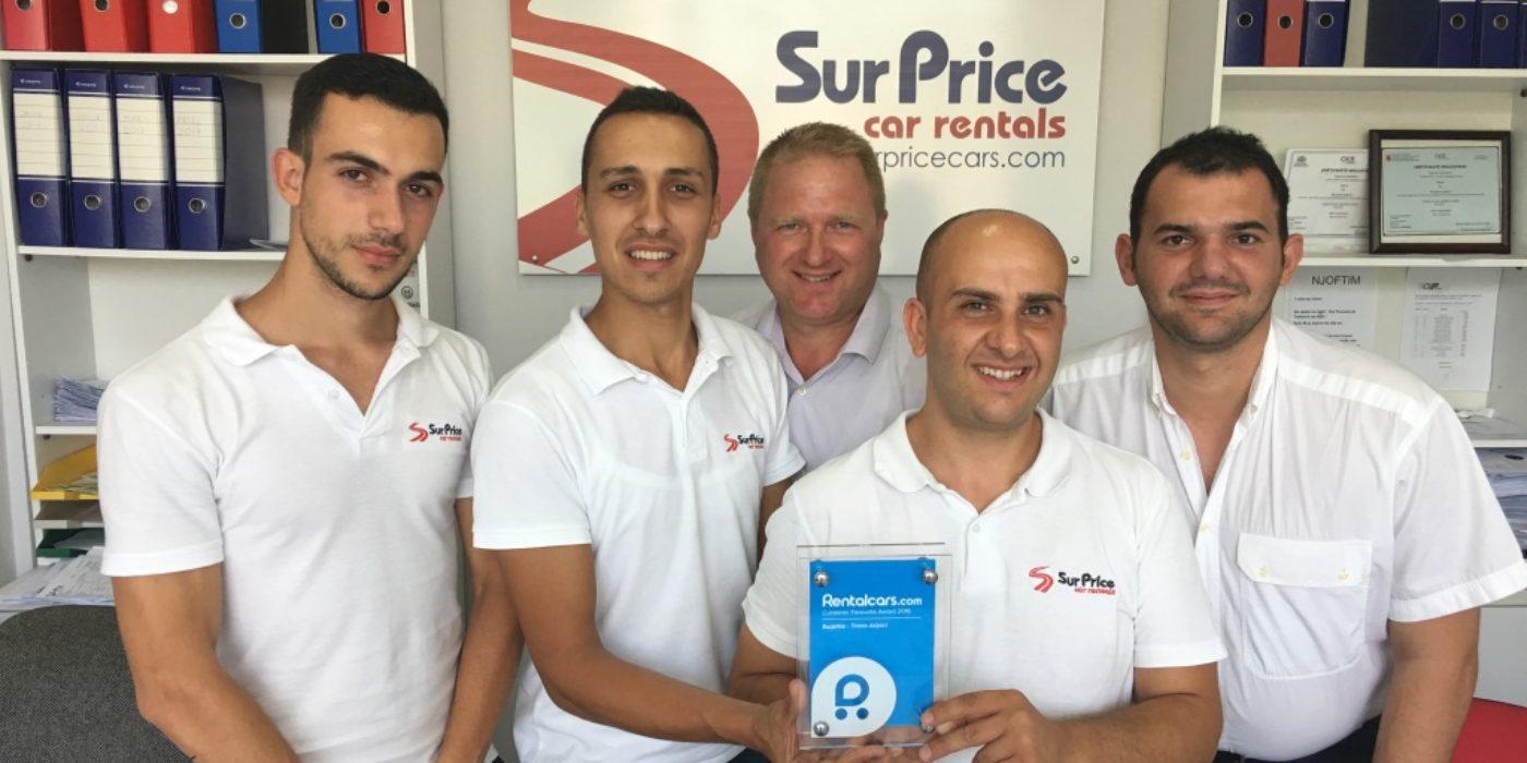 Η Surprice με επιτυχία και στην Αλβανία – Η αγαπημένη εταιρεία πελατών του Rentalcars.com