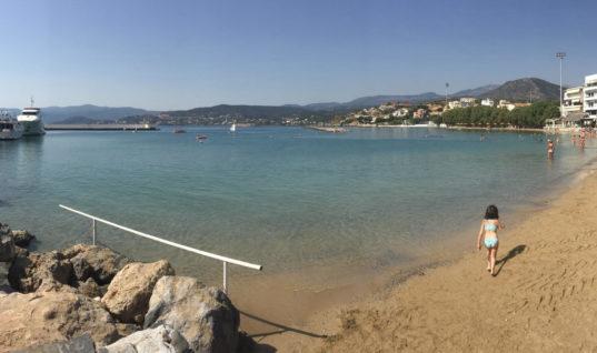 «Μονομαχίες» Beach Volley Masters 2017 στις γαλάζιες παραλίες του Αγίου Νικολάου