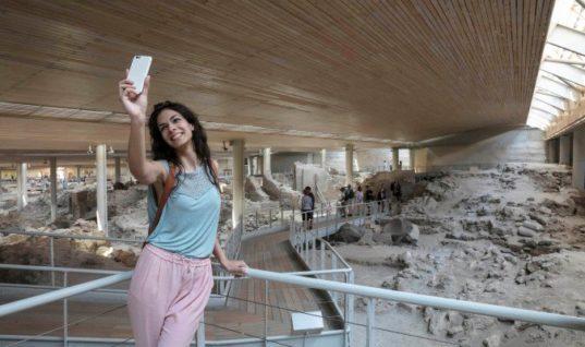Wi-Fi αποκτούν 20 αρχαιολογικοί χώροι