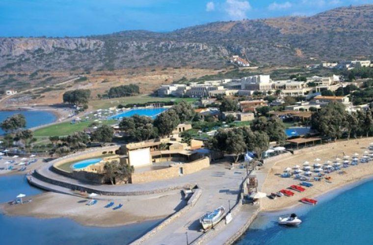 Κρήτη: Φωτιά σε χώρο γνωστού ξενοδοχείου