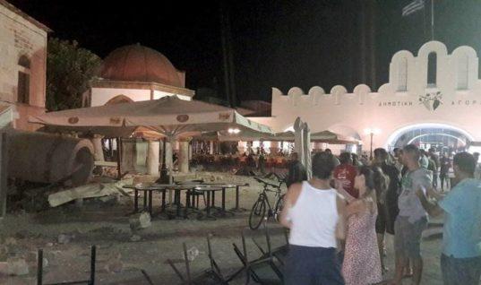 """""""Κάθε λεπτό που περνά, η Κως επιστρέφει στους ομαλούς ρυθμούς της"""" – Οδηγίες προς πολίτες και επισκέπτες του νησιού"""