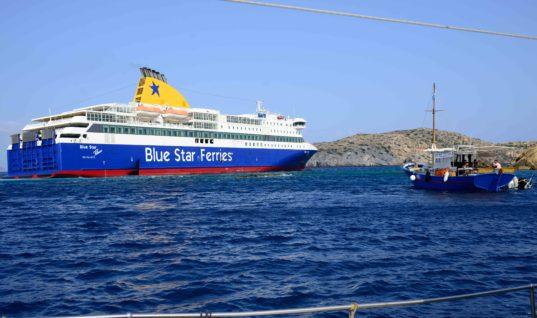 Blue Star Patmos: Πώς αποφεύχθηκε μια παρ' ολίγον ναυτική τραγωδία