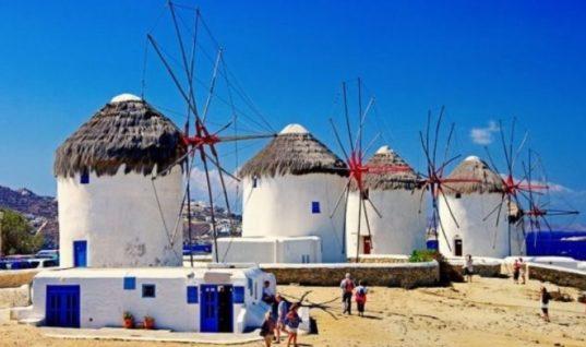 Πρώτη η Ελλάδα σε τιμές αγοράς και ενοικίασης εξοχικών κατοικιών