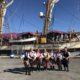 Θερμή υποδοχή στο Palinuro, το πλοίο σύμβολο του Ιταλικού Πολεμικού Ναυτικού, στη Ρόδο