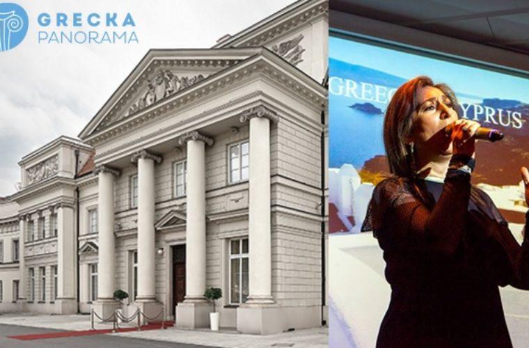 Η διεθνούς φήμης Ελληνίδα mezzo soprano, Αλεξάνδρα Γκράβας, στο Γκαλά της GRECKA PANORAMA