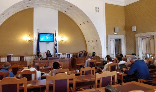 Με επιστημονική προσέγγιση σχεδιάζεται το μέλλον της κρουαζιέρας στη Ρόδο από την Περιφέρεια Νοτίου Αιγαίου