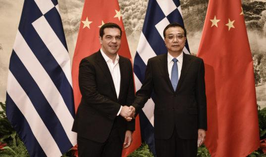 Γερμανία- ΕΕ φοβούνται κινεζική οικονομική διείσδυση στην Ελλάδα