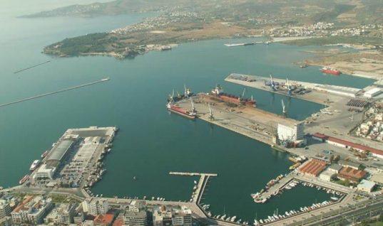 Σε τροχιά ανάπτυξης το λιμάνι του Βόλου με έργα 2 εκατ. ευρώ