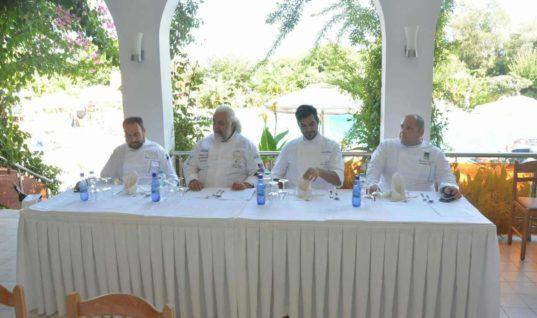 Οι νέοι σεφ του Νοτίου Αιγαίου δημιουργούν
