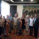 Οι Βαρόνοι Alexander Lotocki de Veligost και Susan Sigda λάτρεις της Ρόδου,  βραβεύθηκαν από την αντιδήμαρχο Τουρισμού
