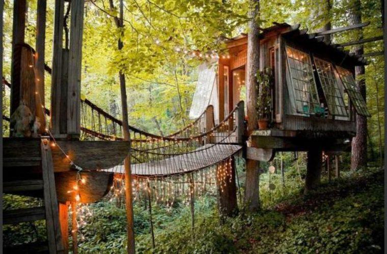 Τα πιο «τρελά» σπίτια της Airbnb (pics)
